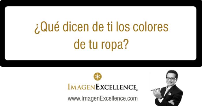 Que comunica el color en la ropa