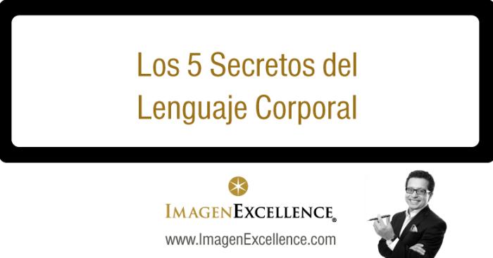 Secretos del lenguaje corporal