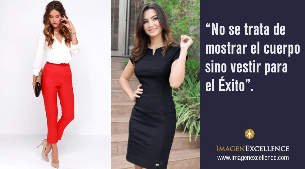 Reglas Imagen Ejecutiva Mujeres