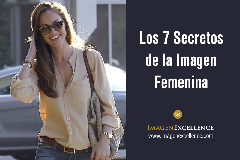 7 Secretos Imagen Mujer