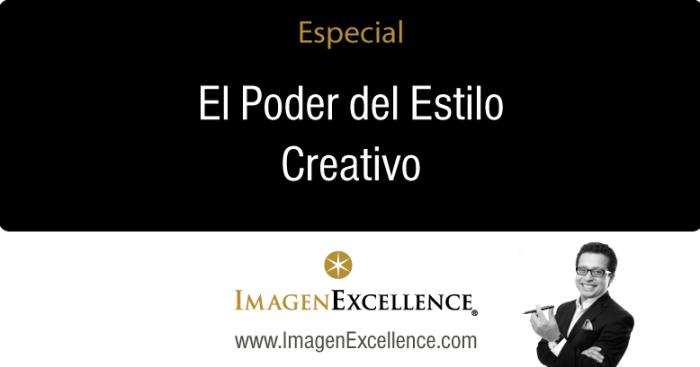 Estilo Creativo 7 estilos de la imagen
