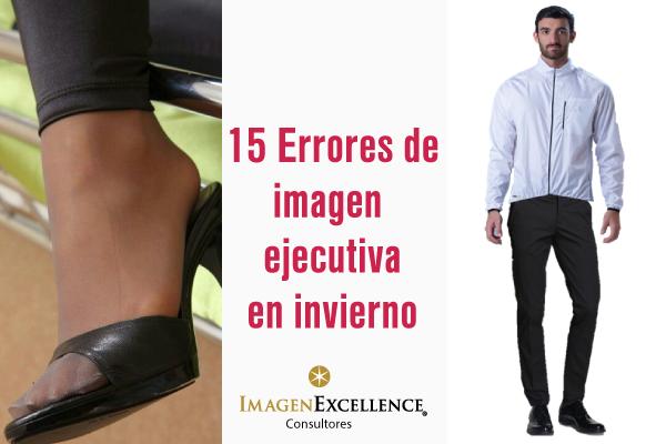 15 errores de imagen ejecutiva en invierno