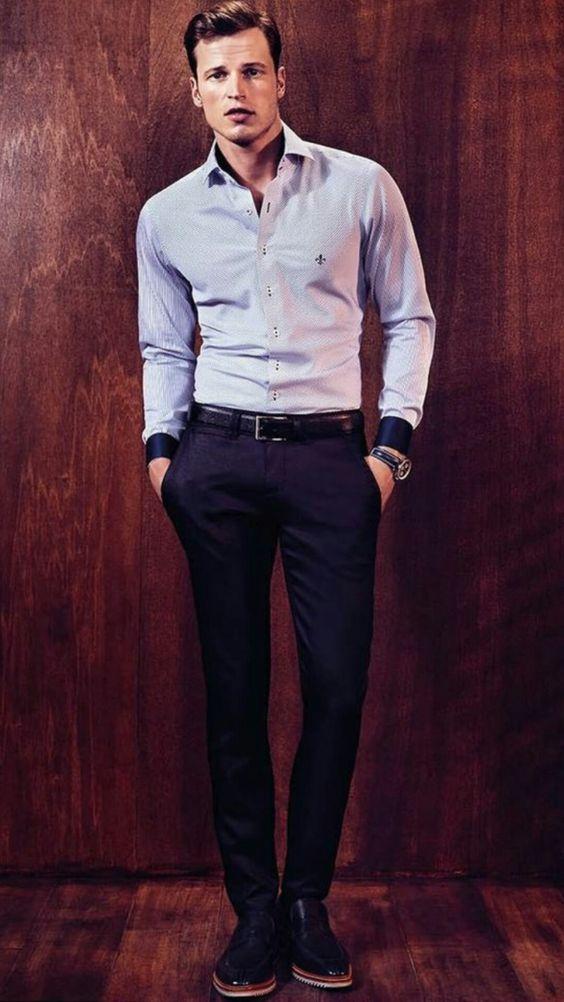 Como vestir casual en el trabajo
