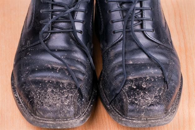 Zapatos sucios hombre