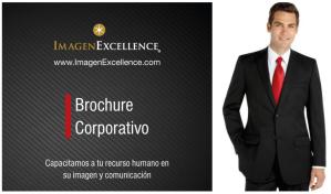 Brochure Corporativo IMAGEN EXCELLENCE